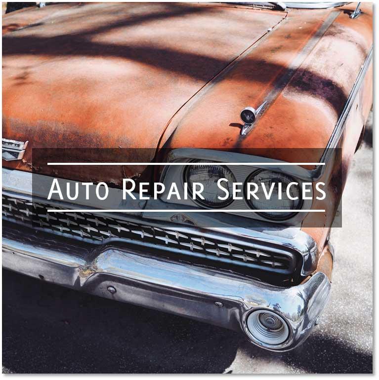 Friday Harbor Auto Repair Services